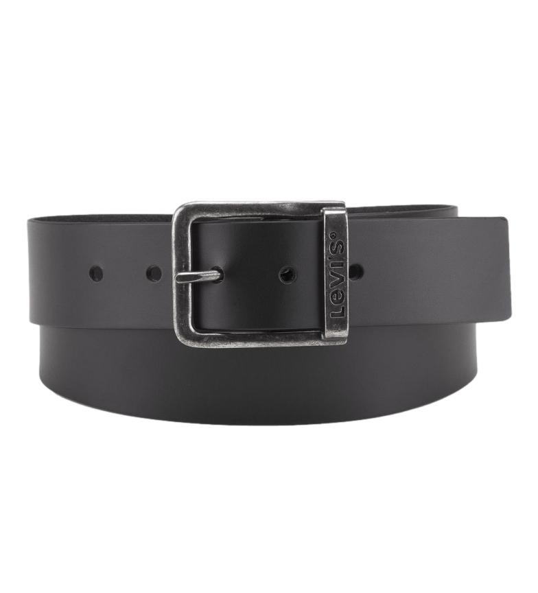Comprar Levi's Cinturón de piel Alderpoint negro