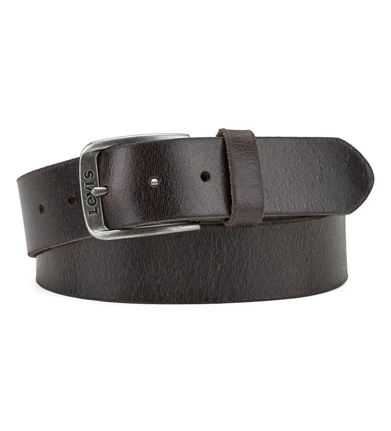 Comprar Levi's Leather belt Heights brown