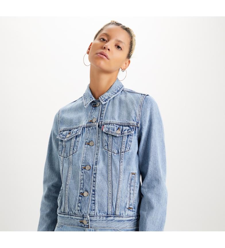 Levi's Jacket Original All Mine blue