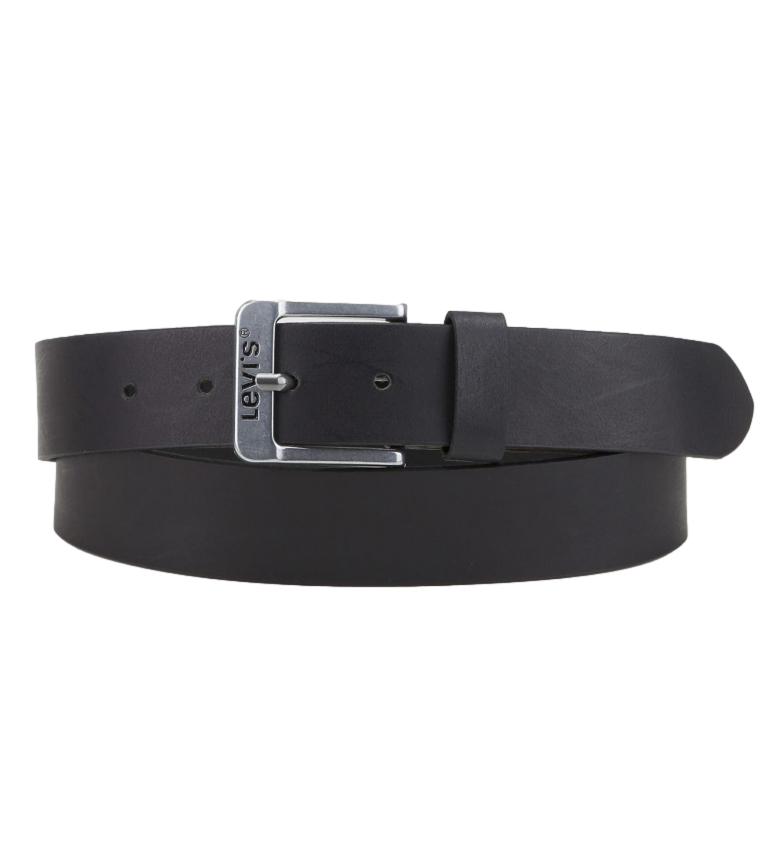 Comprar Levi's Cinturón de piel Free negro