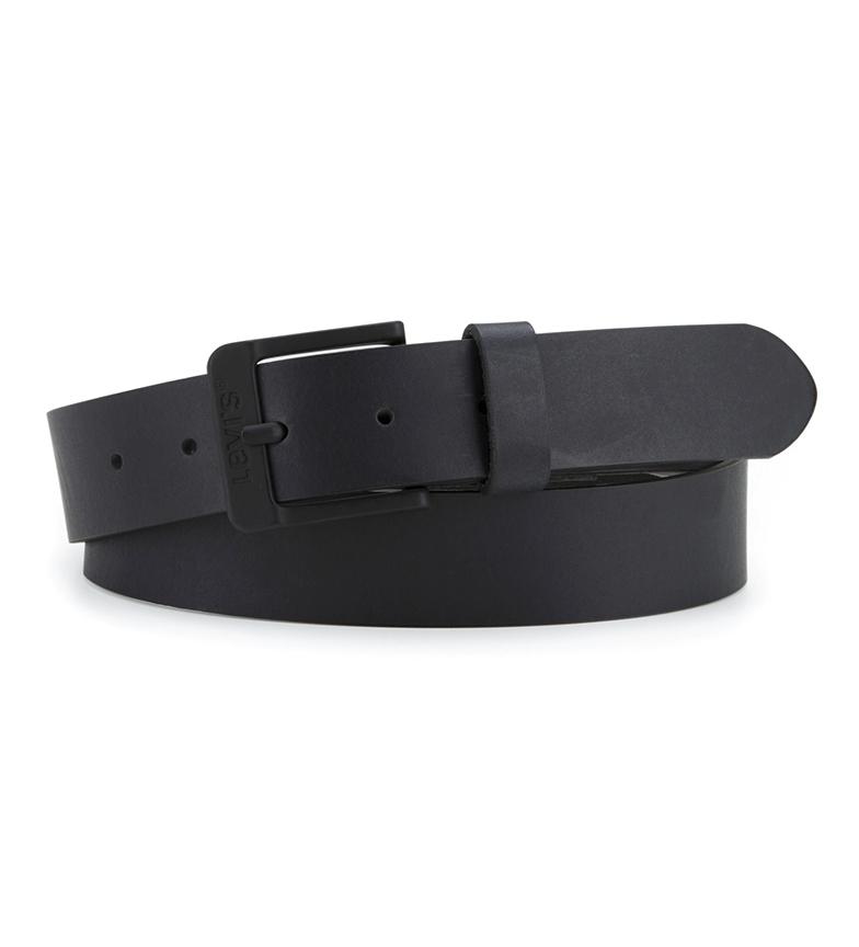 Comprar Levi's Free Metal Leather Belt Black