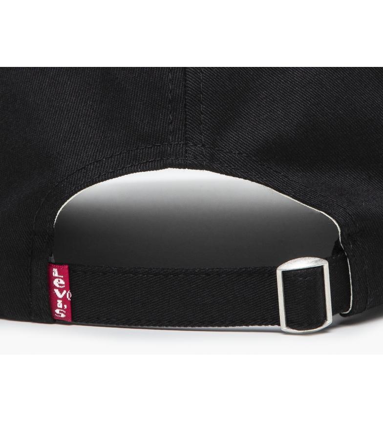 Comprar Levi's Gorra Mid Batwing Flexifit negro - Tienda ...