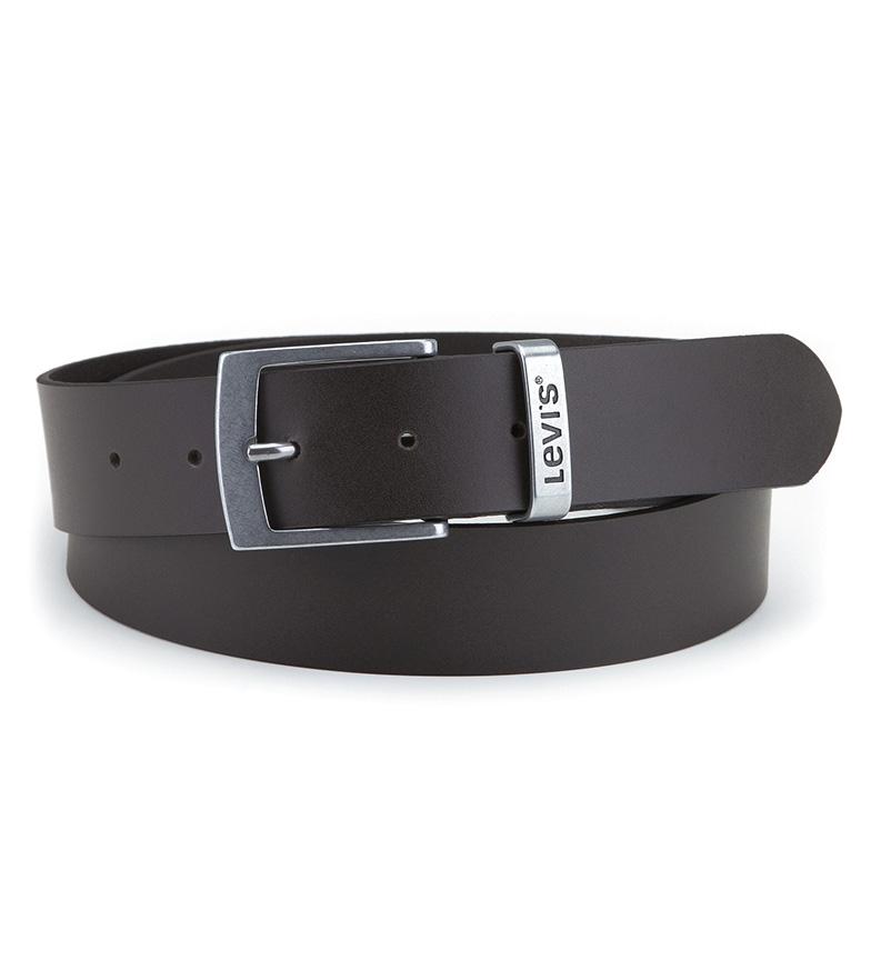 Comprar Levi's Brown Hebron Leather Belt