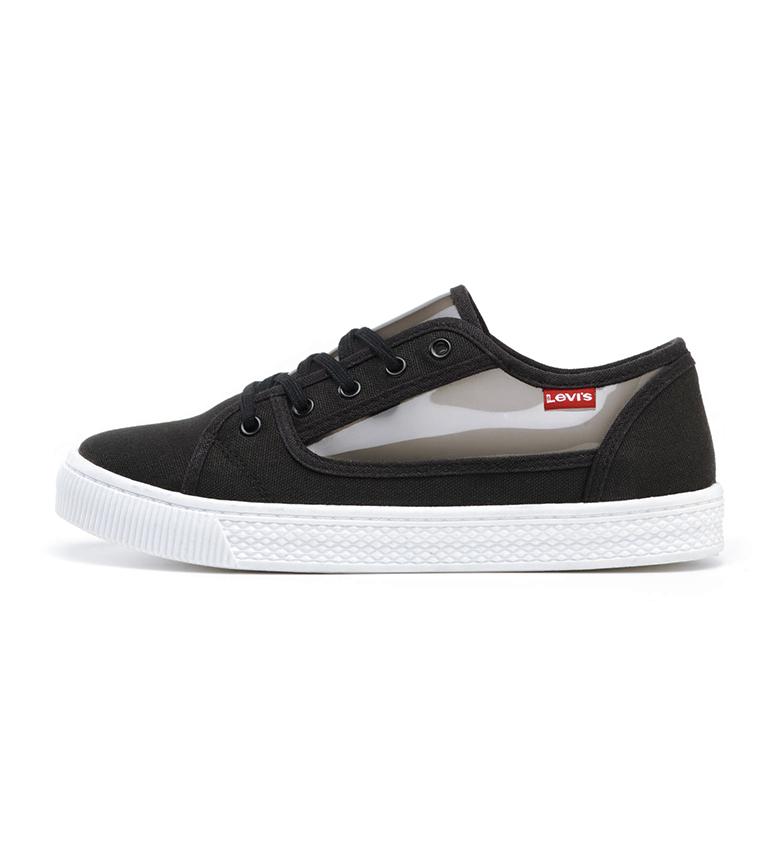 Comprar Levi's Sneakers Malibu S Transparent white