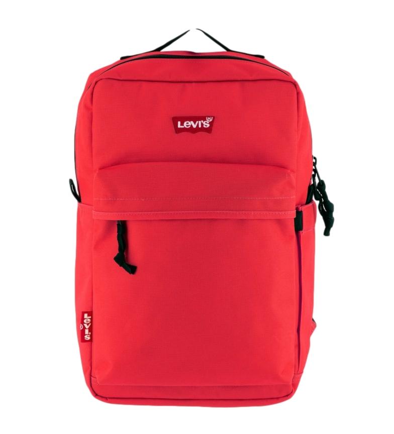 Comprar Levi's Pack Mochila Edição Standard -28 x 42 x 13 cm- vermelho