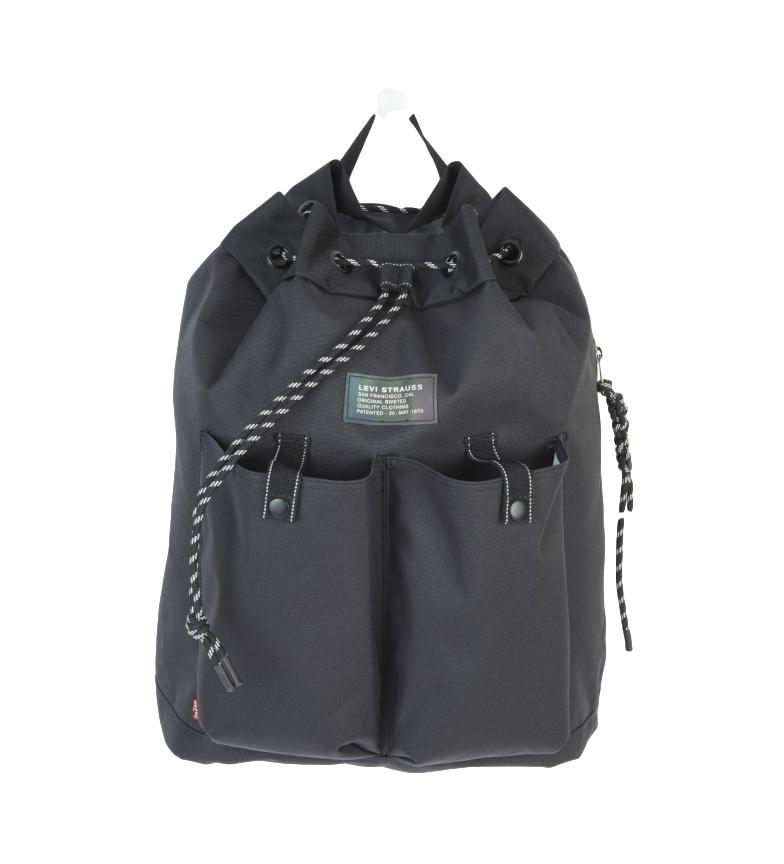 Comprar Levi's Sac à dos nautique -28,5x38,5x13 cm- noir