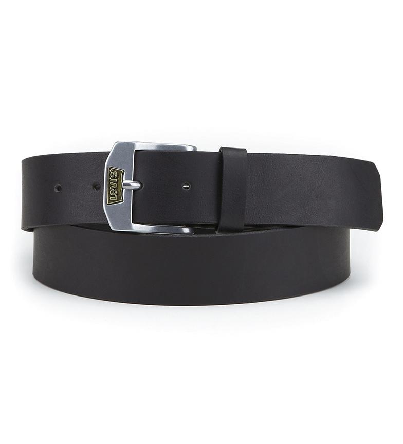 Comprar Levi's New Legend leather belt black