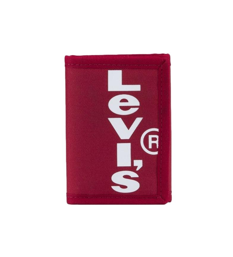 Comprar Levi's Modedero-Billetero Oversized Red Tab Trifold rojo -9x12CM-