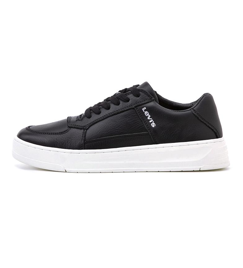 Comprar Levi's Sapatos de couro Black Silverwood