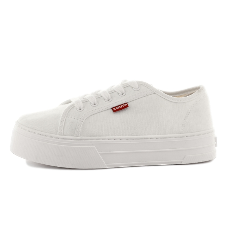 Levi's Sneakers Tijuana blanc