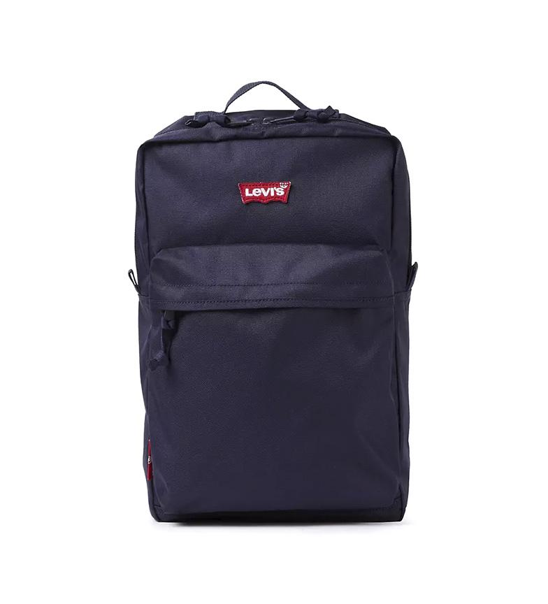 Levi's Sac à dos mis à jour Levi's L Pack Standard Issue navy -41x26x13cm