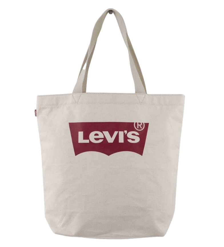 Comprar Levi's Batwing Tote white -30x14x39cm