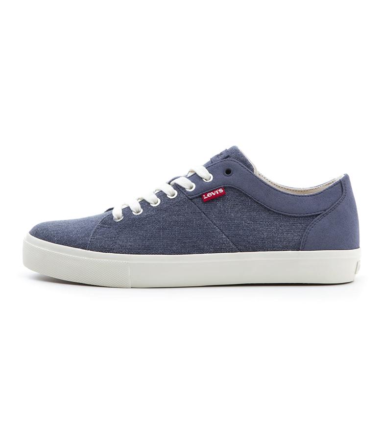 Comprar Levi's Woodward shoes blue
