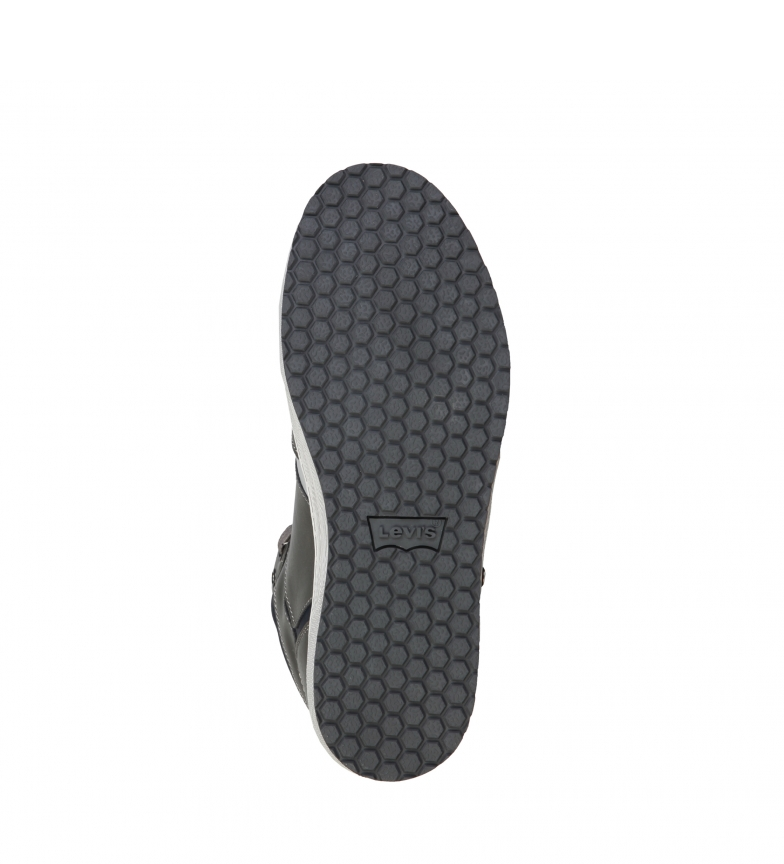 Levi's - Chaussures gris Swan D5ntx