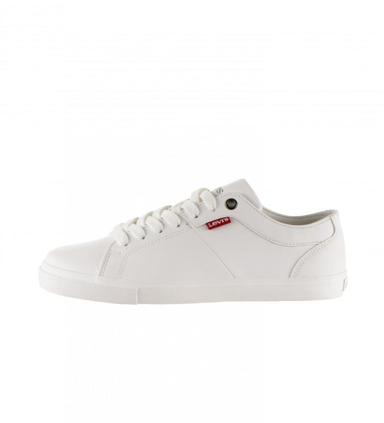 Comprar Levi's Woods W shoes blanc