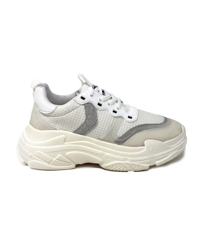 Comprar Liberitae Zapatillas Brillos blanco