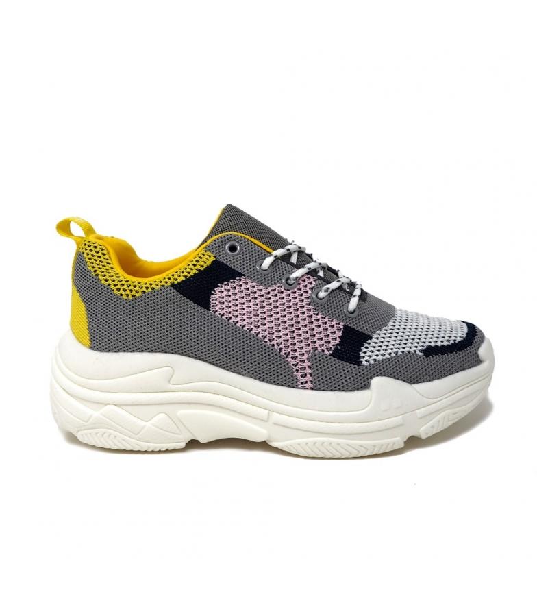 Comprar Liberitae Zapatillas Textil gris