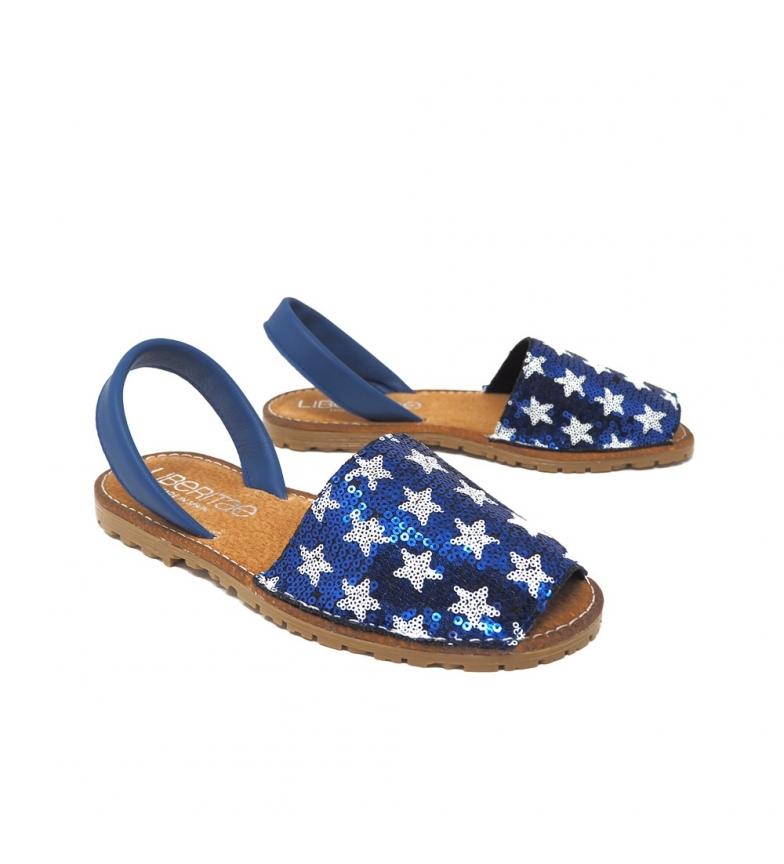Comprar Liberitae Couro Menorquina Azul Basic