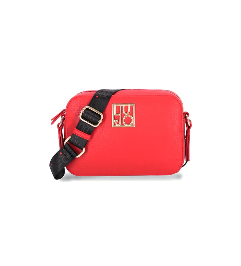 Comprar Liu Jo Borsa a tracolla AA1117 E0017 rossa-23x15,5x7,5cm-