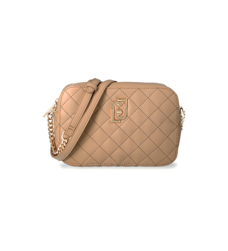 Comprar Liu Jo Shoulder bag AA1331 E0538 beige -23x16x8cm
