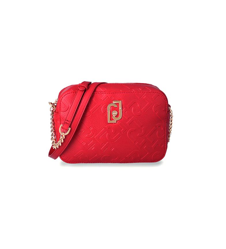 Comprar Liu Jo Saco de ombro AA1331 E0538 vermelho -23x16x8cm