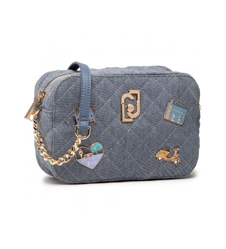 Comprar Liu Jo Saco de ombro AA1331 T9779 azul -22,5x15,5x8cm
