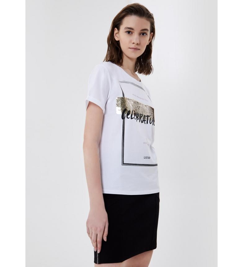 Liu Jo T-shirt TA1149 J5003 bianca