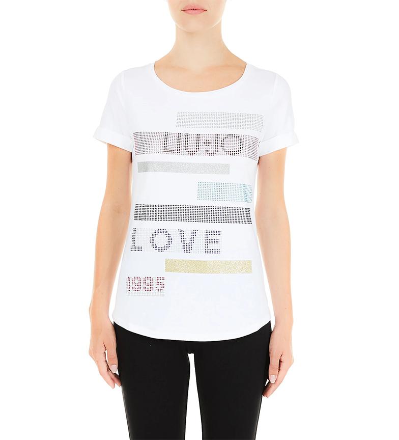Comprar Liu Jo T-shirt TA1163 J5003 branca