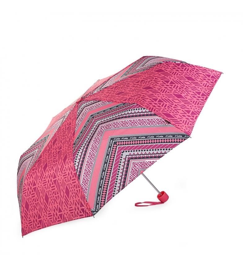 Comprar Lois 12003 PARAGUAS MANUAL PLEGABLE color apache