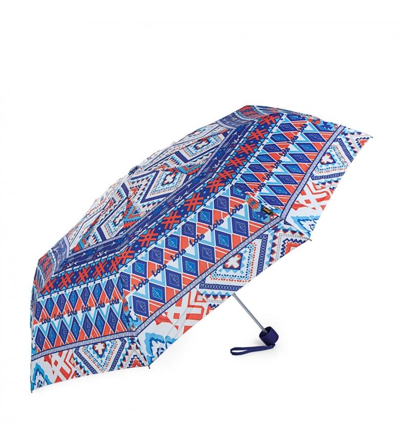 Comprar Lois 12003 PARAGUAS MANUAL PLEGABLE color mikonos