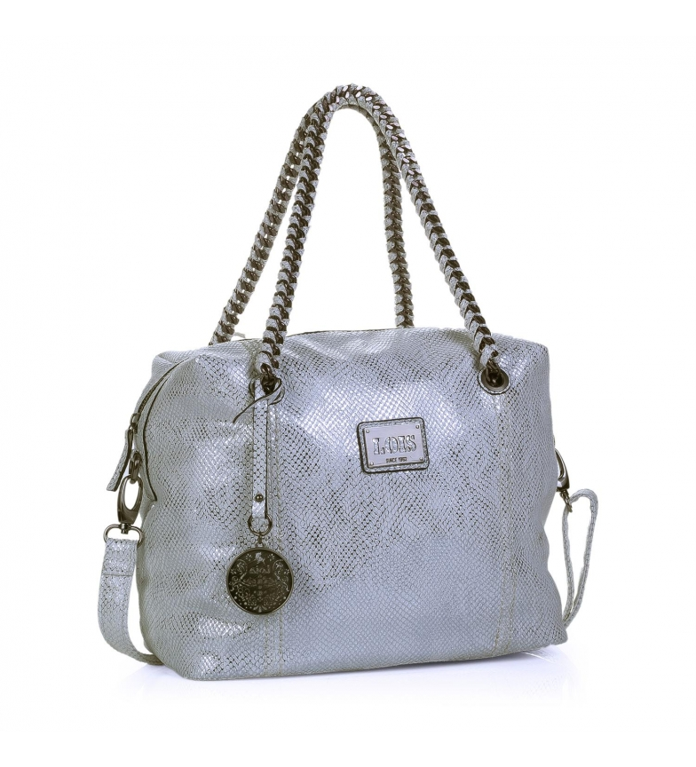 Comprar Lois 94047 BORSE CON BANDOLERA colore bianco -24x32x32x16-