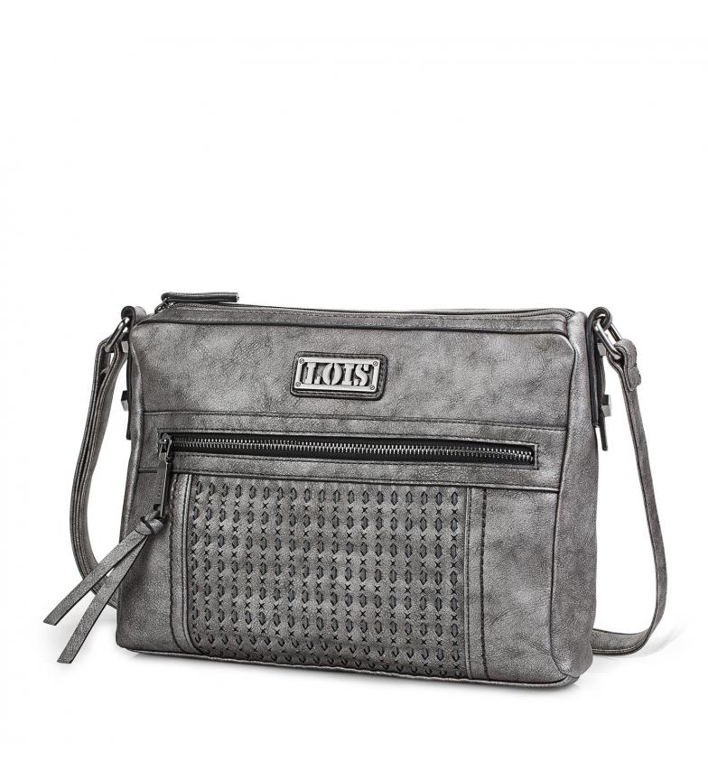 Comprar Lois Shoulder bag 94349 silver -23x30x7cm
