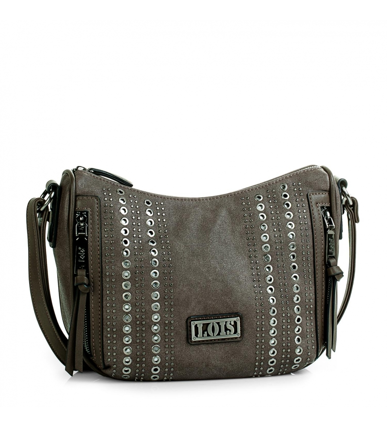 Comprar Lois Shoulder bag 94456 taupe -22x29x9cm