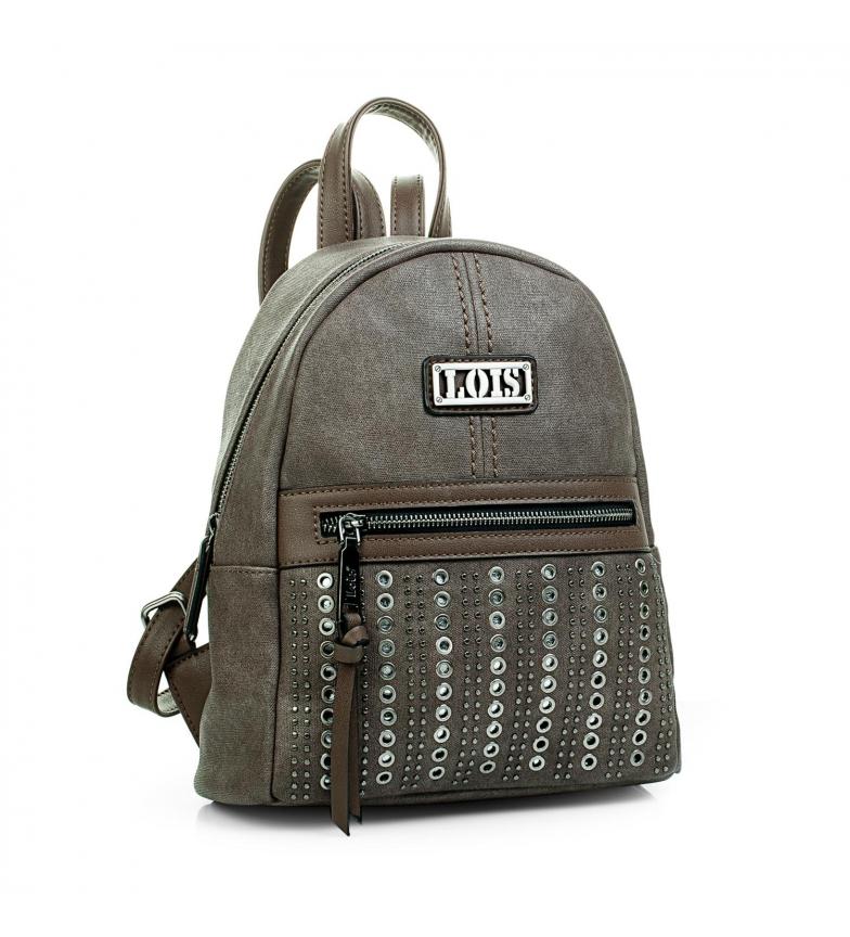 Comprar Lois Mochila 94499 taupe -30x25x11cm-