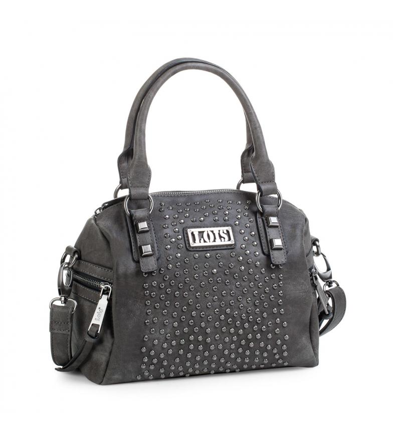 Comprar Lois Handbag 94631 grey -22x26x16cm
