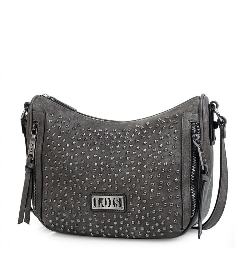 Comprar Lois Shoulder bag 94656 grey -22x29x9cm