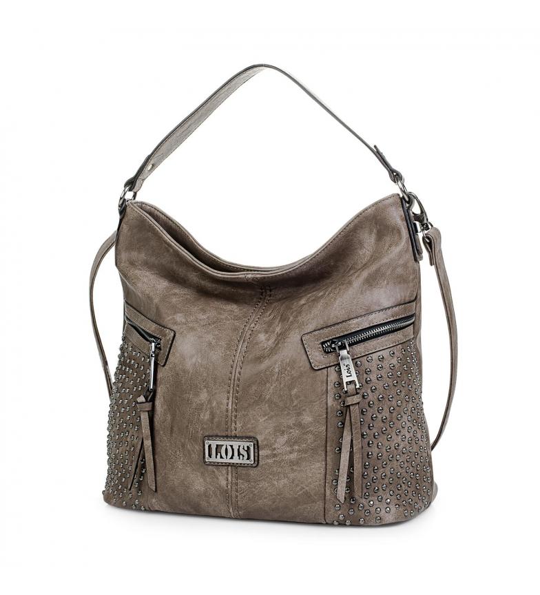 Comprar Lois Borsa con tracolla 94670 marrone -30x35x16cm-