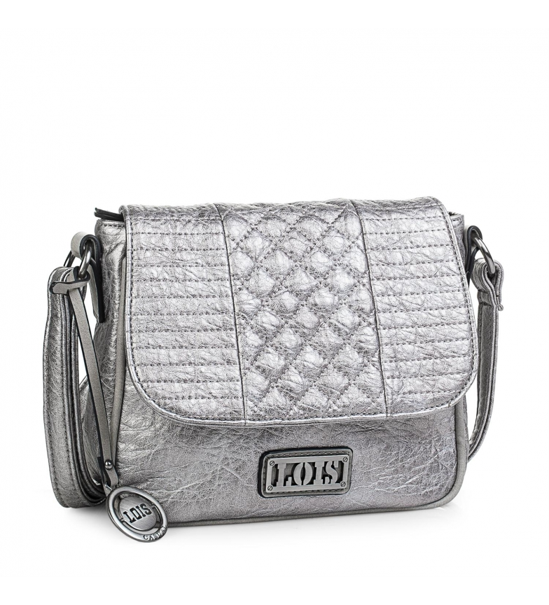 Comprar Lois Borsa 94885 argento -19x23x8cm-