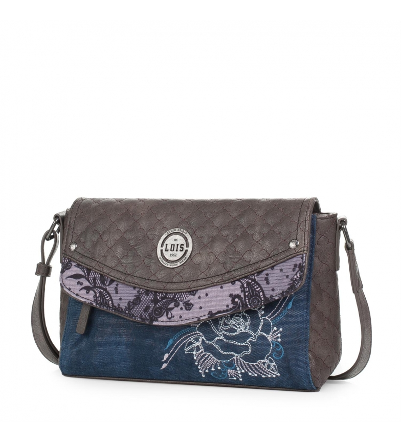 Comprar Lois Navy shoulder bag 95221 -18x26x10cm