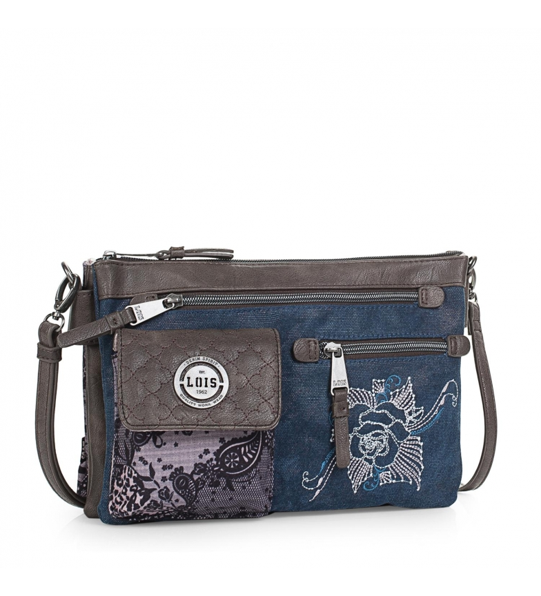 Comprar Lois Navy shoulder bag 95290 -19,5x29x3cm