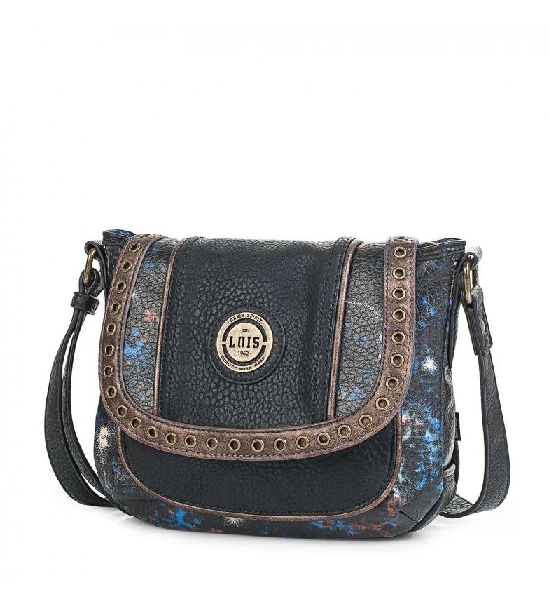 Comprar Lois Sac bandoulière 95785 noir -20x25x5cm