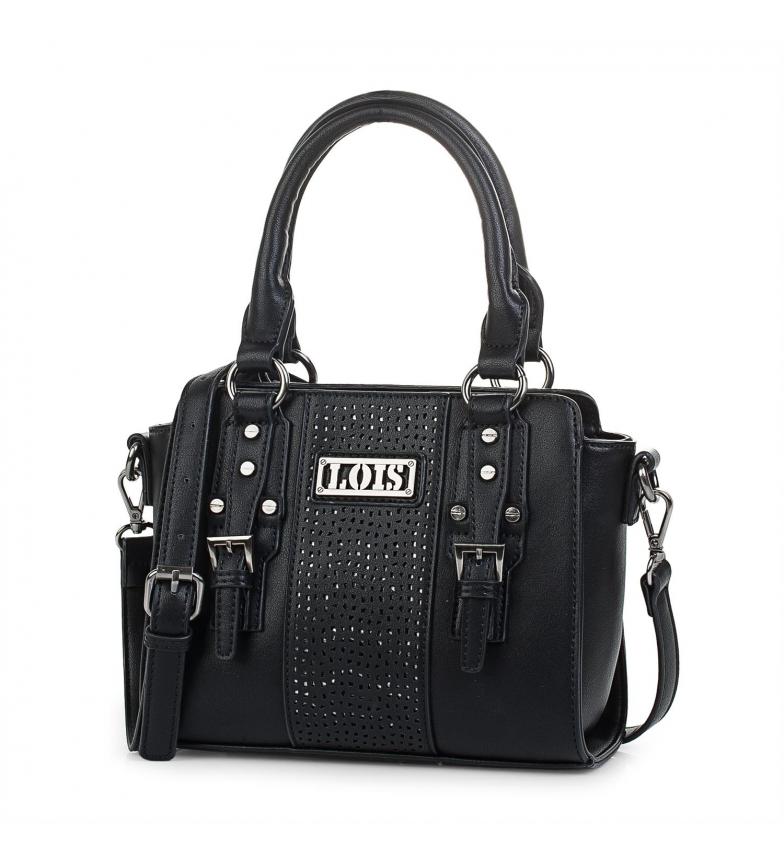 Comprar Lois 95831 BAG WITH BANDOLERA black color -19,5x24x11,5cm-