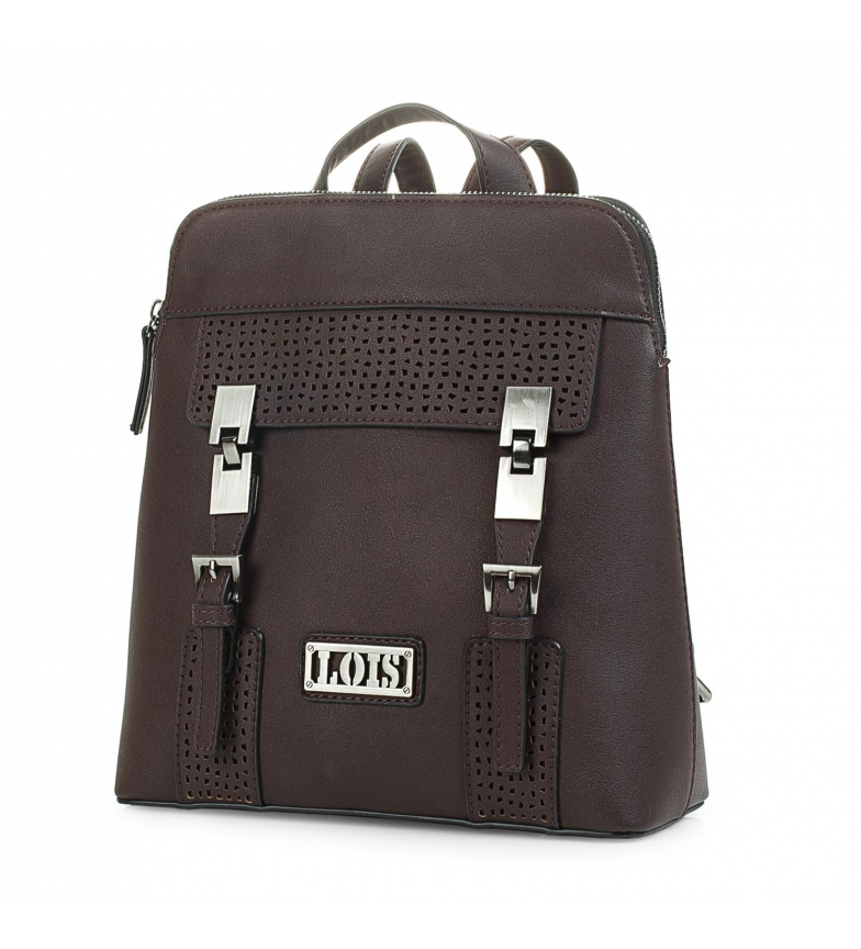 Comprar Lois 95899 BACKPACK color brown -27,5x25x10cm-