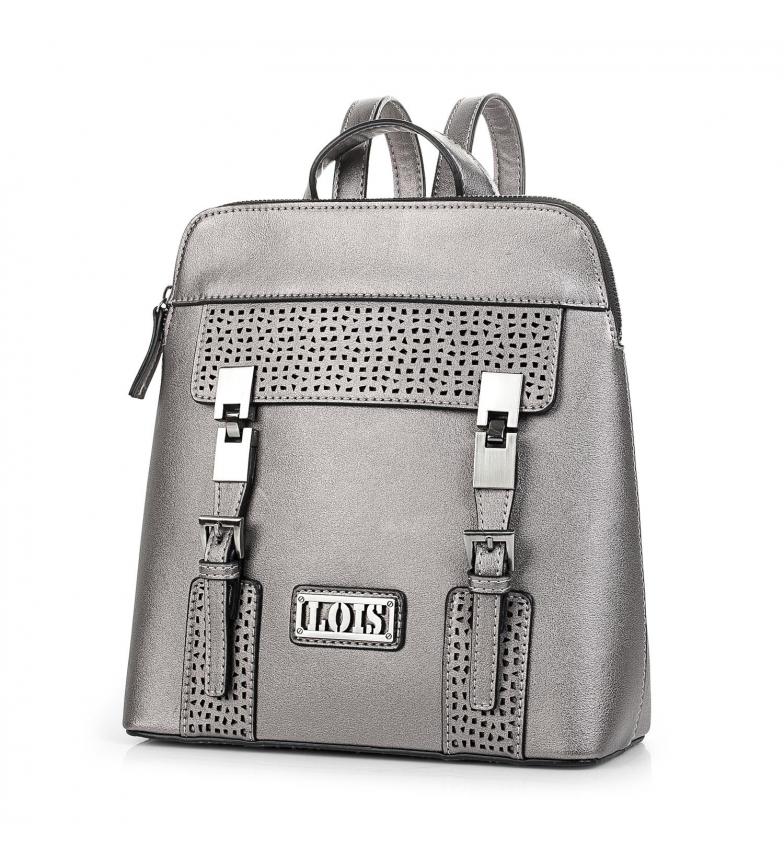 Comprar Lois 95899 MOCHILA color metal -27,5x25x10cm-
