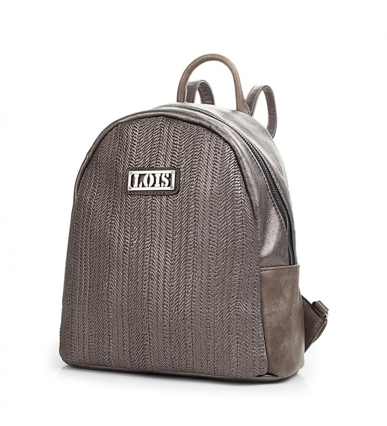 Comprar Lois Mochila 95999 oro -26x29x12cm-