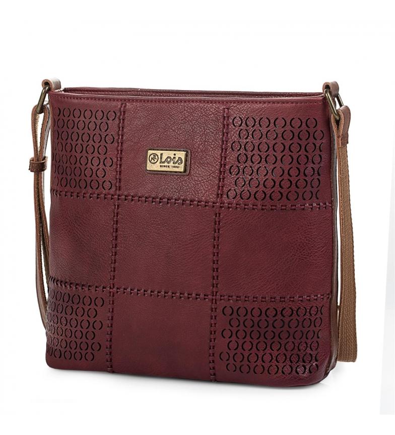 Comprar Lois Handbag 96244 garnet