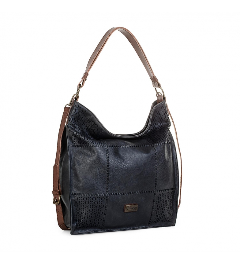 Comprar Lois Shoulder bag 96270 black -36x34x9cm