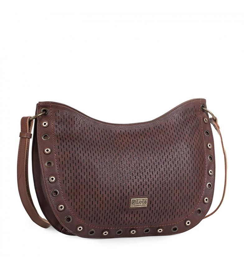Comprar Lois Sac bandoulière 96370 marron -37x29x9cm