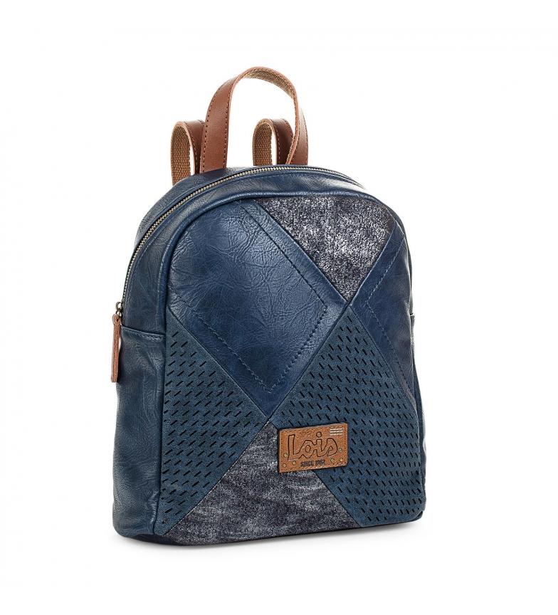Comprar Lois 96499 - Stagione 96499 - Blue Backpack - 31x28x28x11 - Episodio 11 ottobre 2010