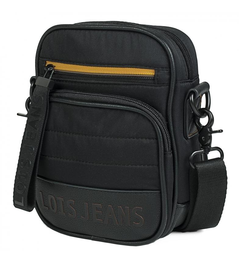 Comprar Lois Petit sac à bandoulière 05817 noir -16x20x7,5cm